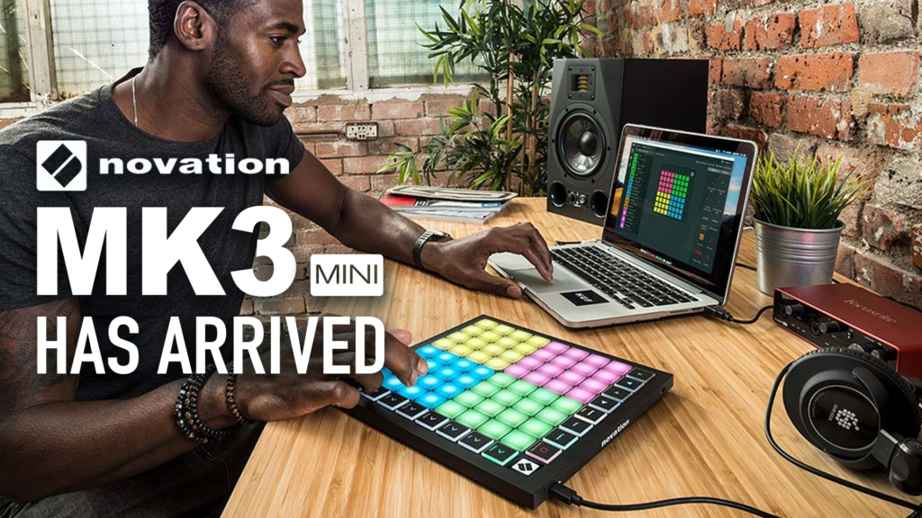 Novation MK3 Mini has arrived